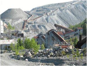 U.S Asbestos Mine